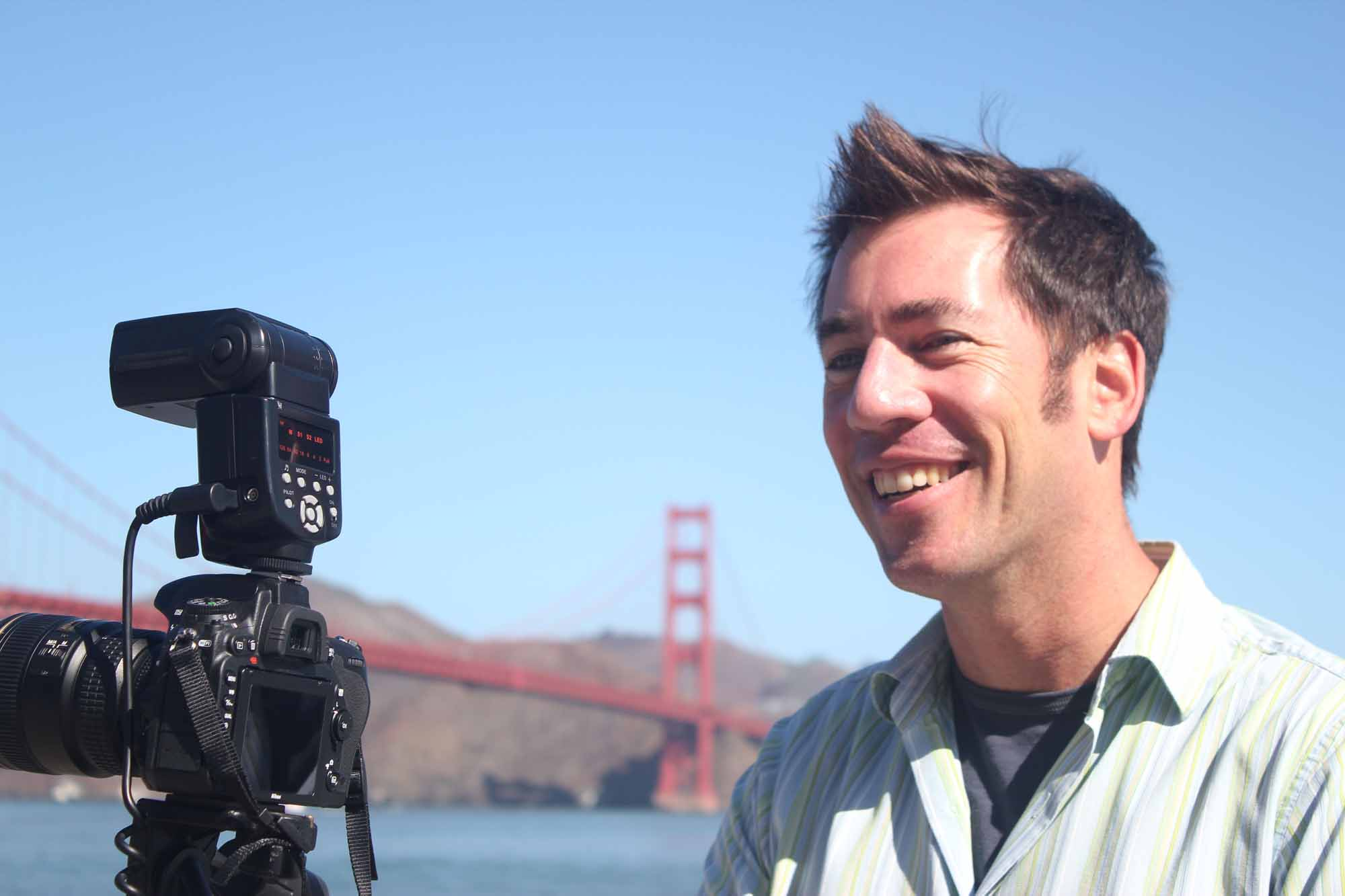 see san francisco through the eye of a professional